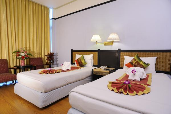 inLOBBY com: Hotel De Moc, Bangkok, Thailand  Make your request!