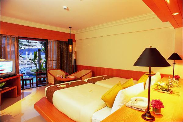 Пхукет патонг отели