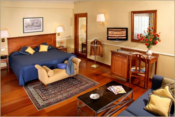 Grand hotel fleming rome italy make your for Grand fleming hotel