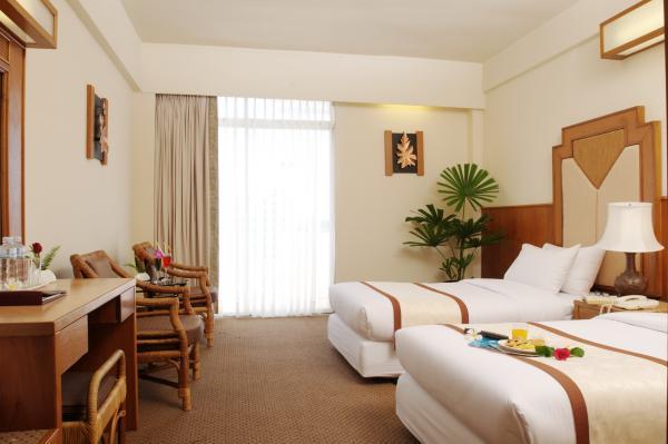 Golden Beach Hotel Pattaya Superior Room