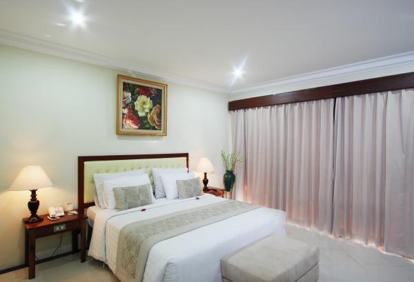 Hotel Vila Lumbung Superior Room