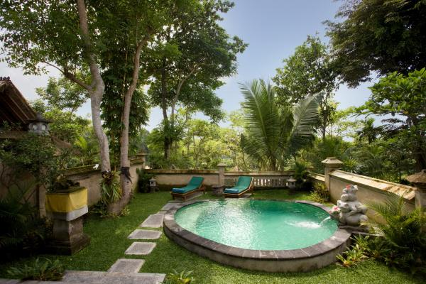 Hotel Pita Maha Resort Spa Ubud Bali